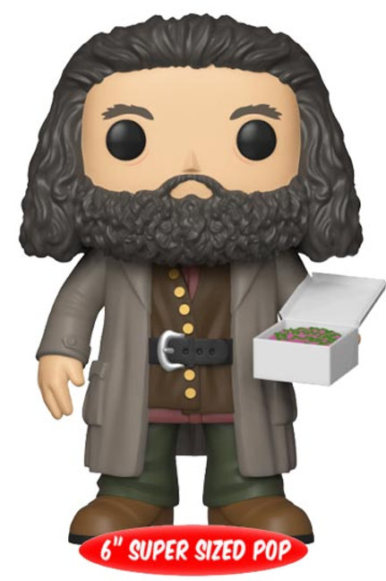 Funko POP! Harry Potter  - Rebeus Hagrid (78) 6 inch