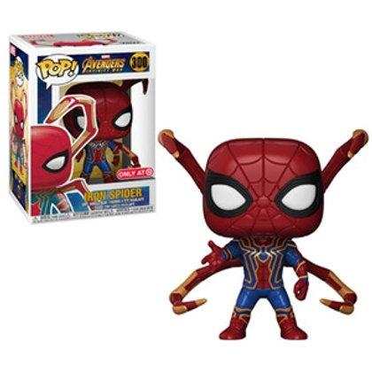 Funko POP! Avengers: Infinity War - Iron Spider Spider Legs (300)