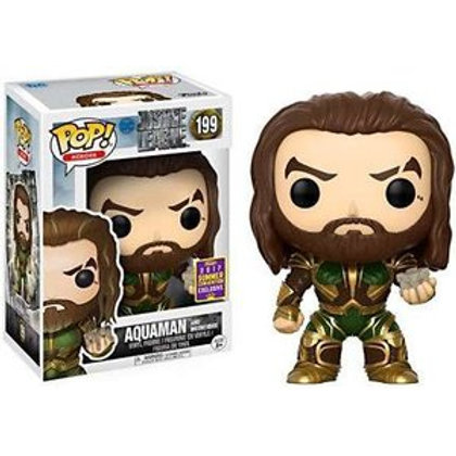 Funko POP! Justice League - Aquaman Motherbox SCE (199)