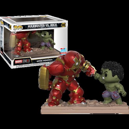 Funko POP! FCE Movie Moments Hulk vs Hulkbuster