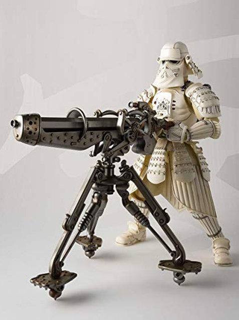 Bandai Movie Realization Star Wars Snowtrooper