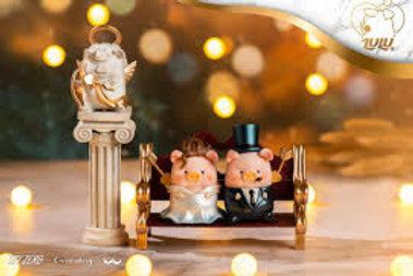 TOYZEROPLUS Lulu the Pig Wedding