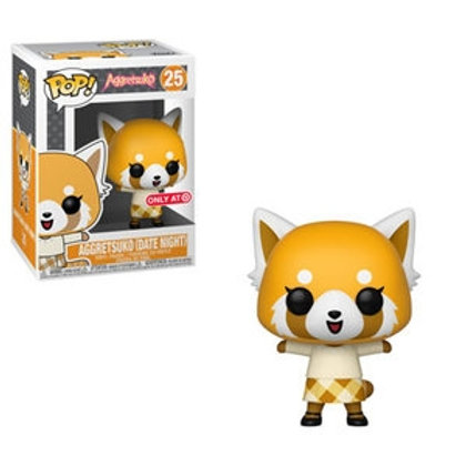 Funko POP! Aggretsuko - Aggretsuko Date Night SE Exclusive (25)