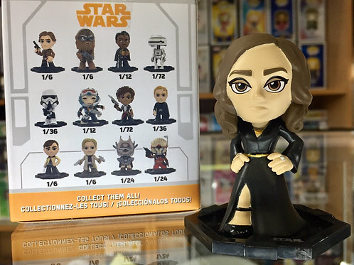 Mystery Minis Star Wars Han Solo - Qi'ra Dress Exclusive