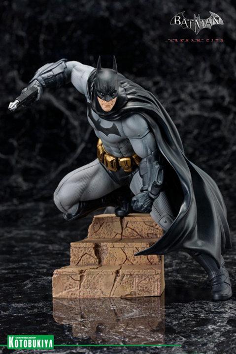 Kotobukiya Arkham City Batman Artfx