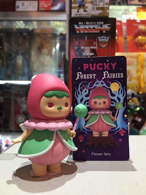 POPMART Pucky Forest Fairies - Flower Fairy