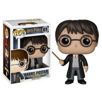 Funko POP! Harry Potter - Harry Potter (01)