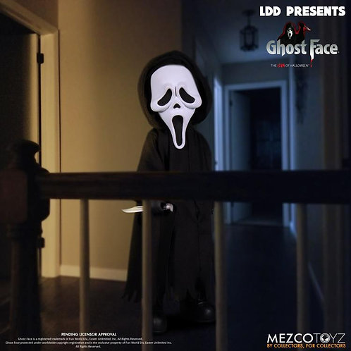 Mezco Living Dead Dolls Scream - Ghostface
