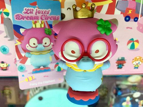 POPMART Goobi Dream Circus Fairy The Elephant