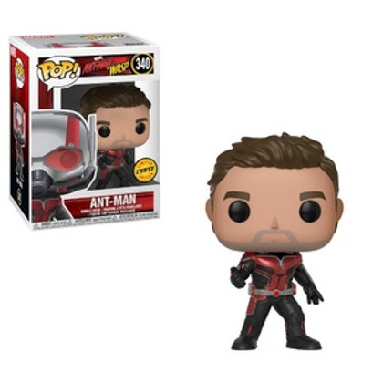 Funko POP! Marvel Antman and the Wasp - Ant man Chase Unmasked (340)