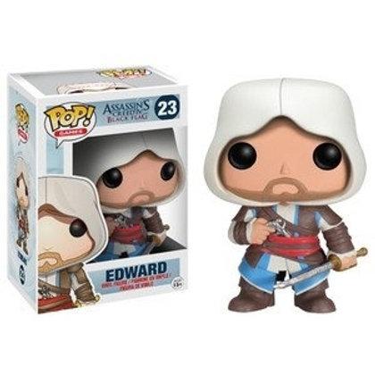 Funko POP! Assassin's Creed Black Flag - Edward (23)