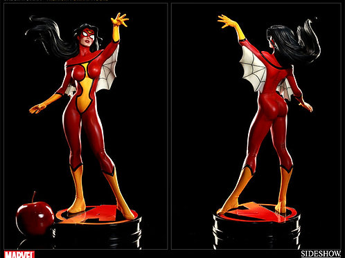 Sideshow Collectibles Spider-woman Premium Format