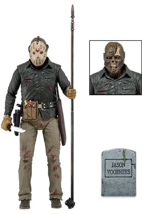 Neca Friday The 13th Part 6 -Ultimate Jason Voorhees