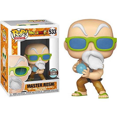 Funko POP! DBZ- Master Roshii Specialty Series (533)