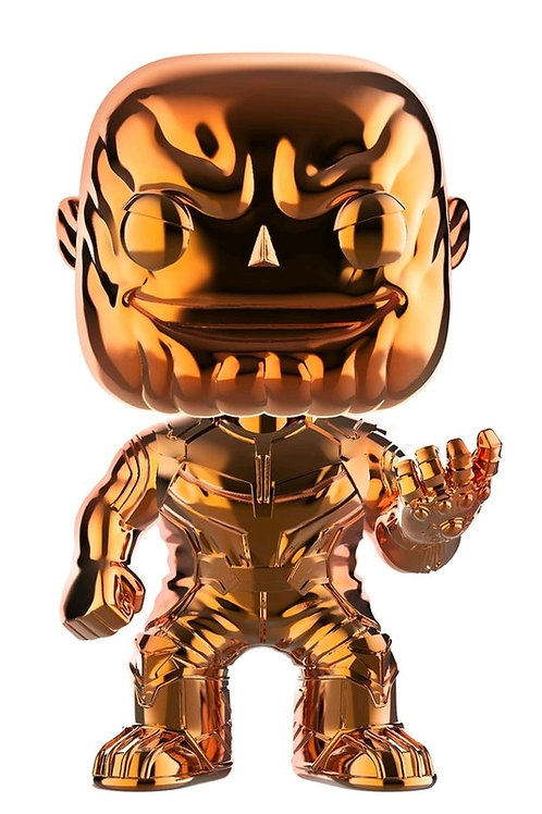Funko POP! Avengers: Infinity War Thanos Orange Chrome (289)