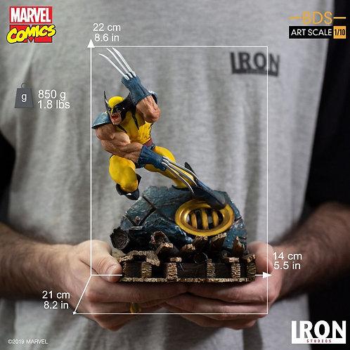 PRE ORDER Iron Studios X-men - Wolverine 1/10 scale