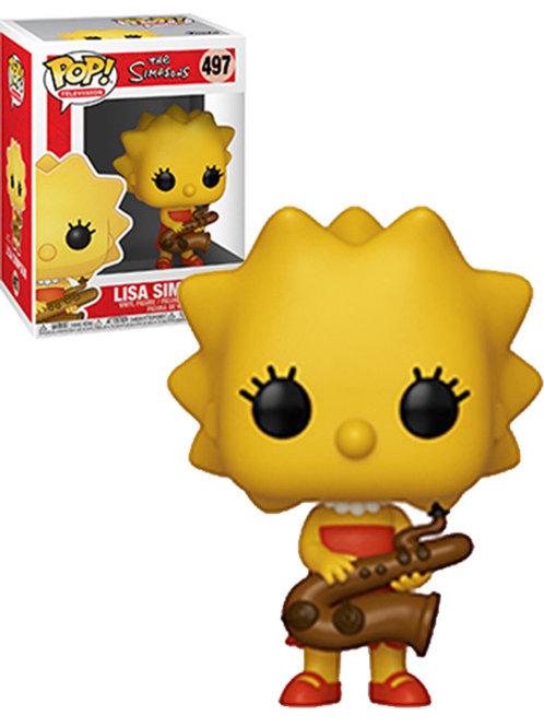 Funko POP! The Simpsons -Lisa Simpson (497)