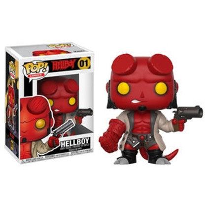 Funko POP! Hellboy - Hellboy  (01)
