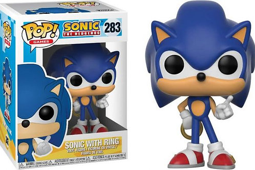 Funko POP! Sonic with Ring (283)