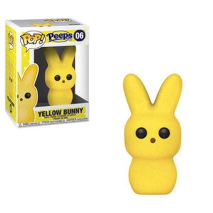 Funko POP! Peeps - Yellow Bunny (06)
