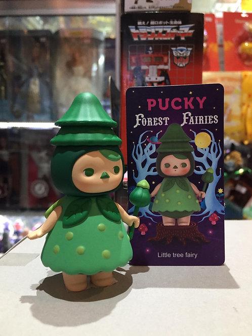 POPMART Pucky Forest Fairies - Little Tree Fairy