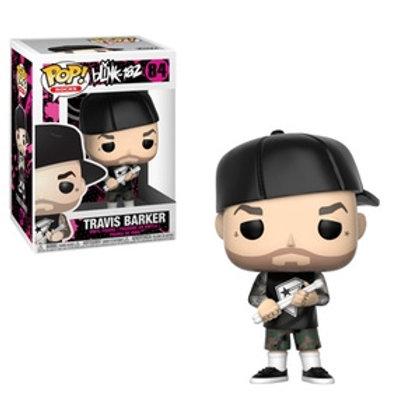 Funko POP! Rocks Blink 182 - Travis Barker (84)