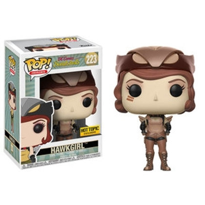 Funko POP! DC Bombshells - Hawkgirl Sephia Hot Topic (223)