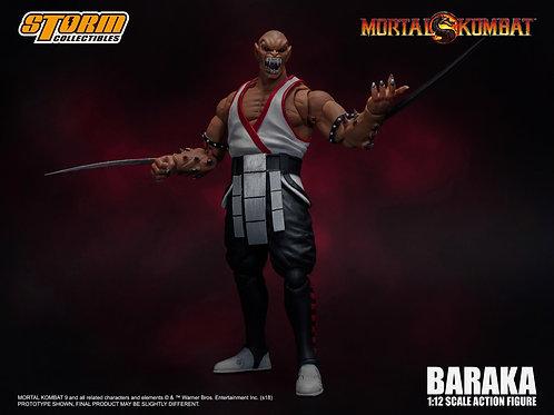 Storm Collectibles Mortal Kombat - Baraka 1/12