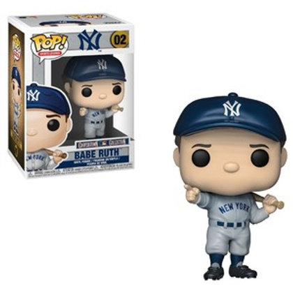 Funko POP! Sports - Babe Ruth (02)