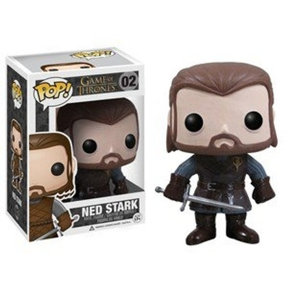 Funko POP! Game of Thrones - Ned Stark  (02)