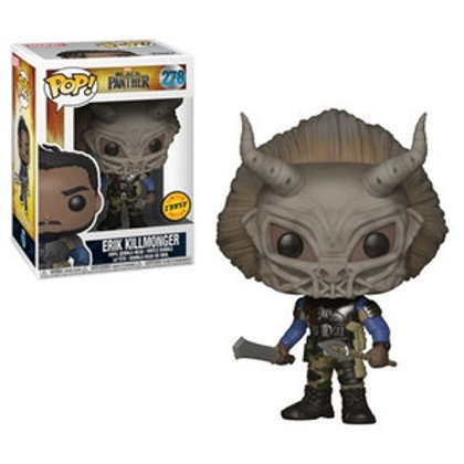 Funko POP! Black Panther - Erik Killmonger Masked Chase (278)