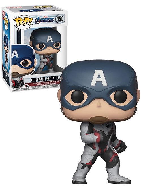 Funko POP! Avengers: Endgame Captain America (450)