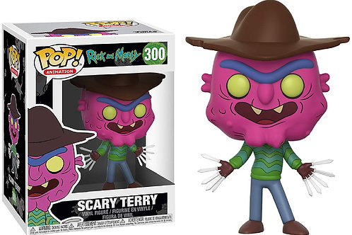 Funko POP! Rick and Morty - Scary Terry (300)