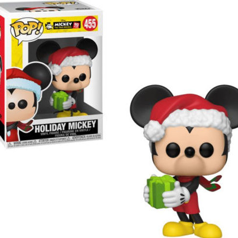Funko POP! Holiday Mickey