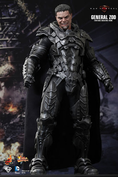 Hot Toys Man of Steel - General Zod