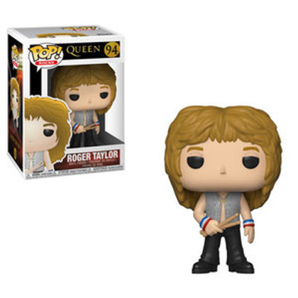 Funko POP! Rocks Queen - Roger Taylor (94)