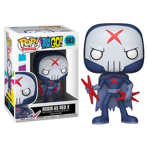 Funko POP! Teen Titans Go - Robin as Red X  (583)