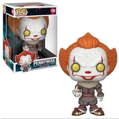 Funko POP! Pennywise Boat 10 inch (786)