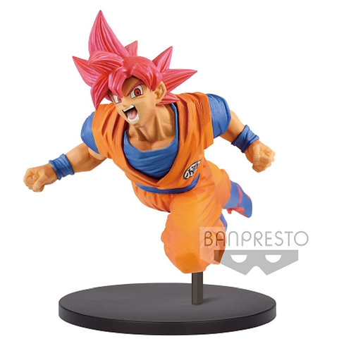 Banpresto Goku Fes Vol 9 Super Saiyan God Goku