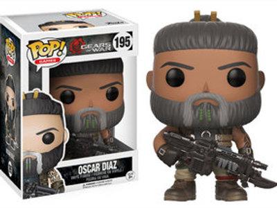 Funko POP! Gears of War - Oscar Diaz (195)