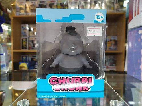 Unbox and Friends  Jim Dreams Chubbi Chunk Grey