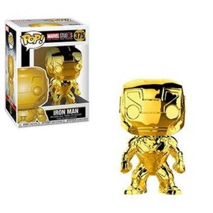 Funko POP! Marvel Iron Man Chrome (375)