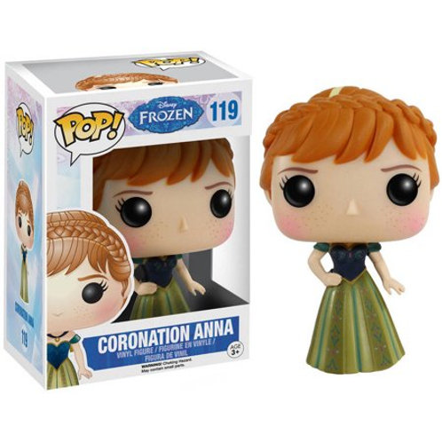 Funko POP! Frozen - Coronation Anna (119)