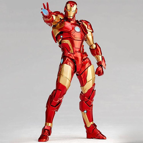 Revoltech Iron Man Bleeding Edge