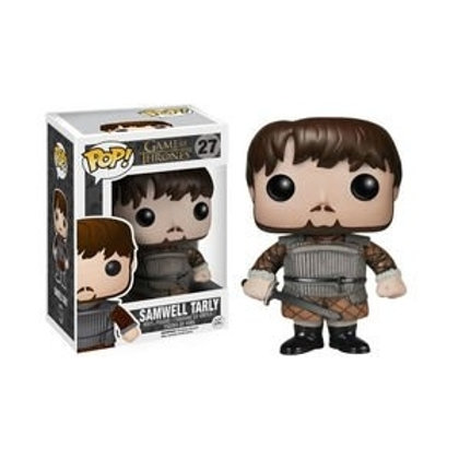 Funko POP! Game of Thrones - Samwell Tarly  (27)