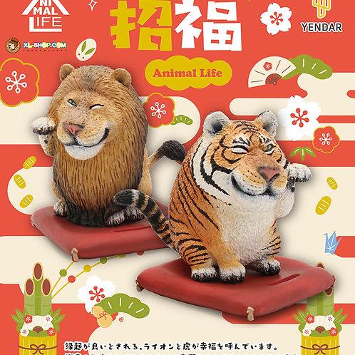 Animal Life Chubby Series Set 2
