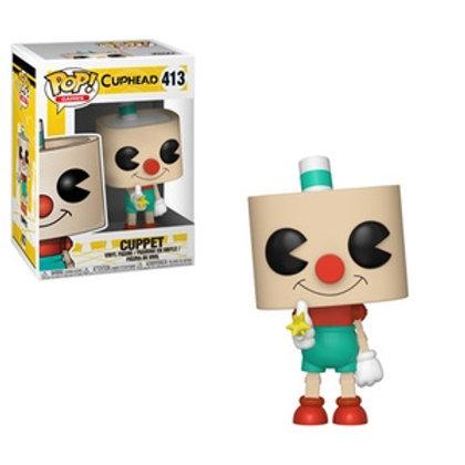 Funko POP! Cuphead - Cuppet (413)