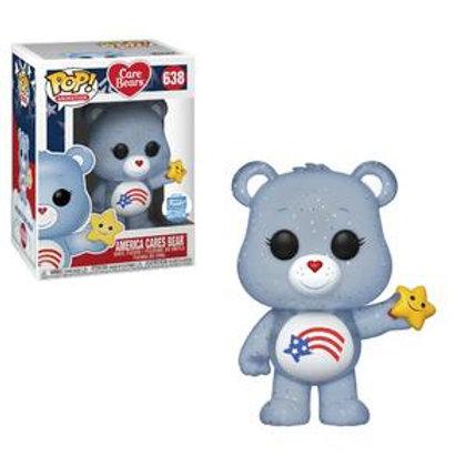 Funko POP! Care Bear - America Care Bear Popculcha Ex (638)
