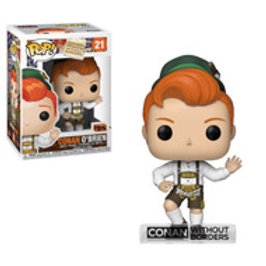 Funko POP!  Conan O' Brien Lederhosen  (21)