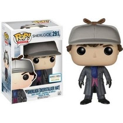 Funko POP! Sherlock - Sherlock Holmes Deerstalker Hat No Sticker(291)